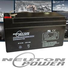 Neuton Power NP1213 12V 1.3Ah SLA Battery RT1213 CP1212 NP1.2-12 >1.2Ah