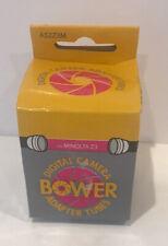 Bower Adapter Tube For Minolta Z3