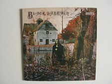 "BLACH SABBATH   12"" Vinyl LP VG+  HARD Rock  NEMS 6002 KLAPPCOVER"