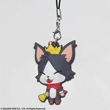 Square Enix Trading Rubber Strap 2 Cellphone Charm Final Fantasy VII 7 Cait Sith