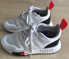 """BASKETS BASSES """"ADIDAS - SMOOTH RUNNER J"""" BLANCHES - POINTURE : 36 2/3"""
