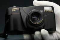 Olympus SuperZoom 800 - Point & Shoot / Zoom camera - 35mm