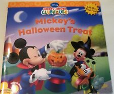 Mickey's Halloween Treat by Thea Feldman F Ed Disney Mickey Mouse Clubhouse New