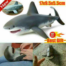 Lifelike Shark Shaped Toy For Kids Children UN