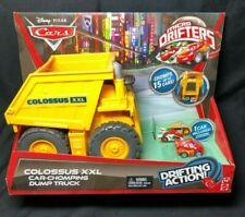 Disney Pixar Cars Colossus XXL Car Chomping Dump Truck 2012 Hard to Find