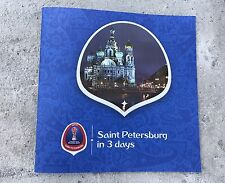 Programme City Guide Sankt Petersburg Confed Cup 2017 Russia Englisch