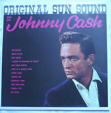 Johnny Cash-Original Sun Sound of Johnny Cash-Comité exécutif. LP > NEW! 180 g