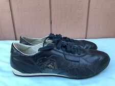 b6db326e3c7 RARE Rudolf Dassler Puma Collectable Fashion Sneaker Shoes Men s US 10 Black  A9