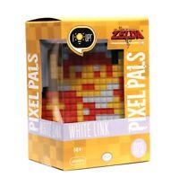 PDP Pixel Pals The Legend of Zelda - White Link 025 - New - Lights up!