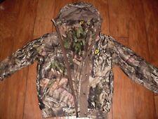 Men's Scentblocker Outfitter Jacket w/ Detachable Vest Size M NWOT