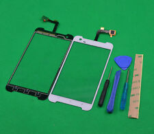 "For HTC One X9 X9U 5.5"" inch White Touch Screen Digitizer Glass Replacement Part"