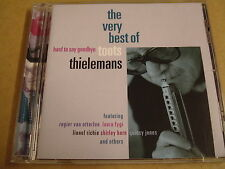 CD / THE VERY BEST OF TOOTS THIELEMANS - HARD TO SAY GOODBYE