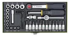 Proxxon Mechaniker-Steckschlüsselsatz 36-tlg.; Aktion; 23080