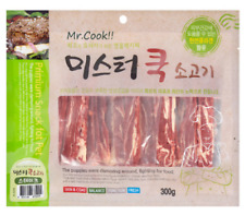 Dog Food From nature Premium Handmade Beef Steak 300g