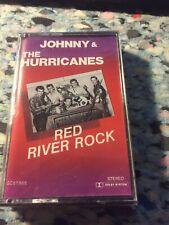 Johnny & The Hurricanes Red River Rock Still Sealed cassette