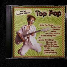 Top Pop Tunes With Kid-Friendly Lyrics CD