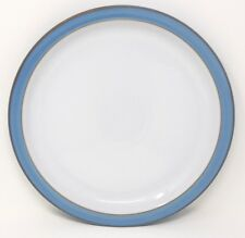 """Denby Colonial Blue - 10.25"""" Dinner Plate - Very Good Condition"""