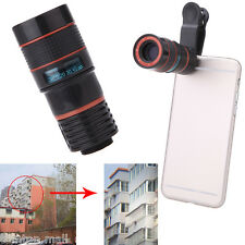 Optical Camera Lens 8x Zoom Telephoto Suitable For Iphone Samsung Smart Phone US