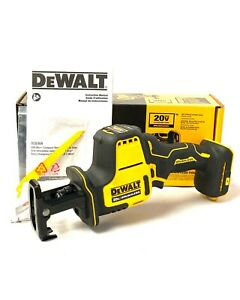 DeWalt DCS369B ATOMIC 20V MAX Li-Ion Reciprocating Saw (Tool Only) New