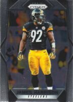 2017 Panini Prizm Football #114 James Harrison Pittsburgh Steelers