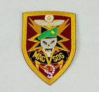VIETNAM MAC V SOG STUDIES AND OBSERVATION GROUP EMBROIDERED PATCH -32001