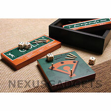 6 Sports Games Football Baseball Basketball Golf Bowling Tennis Peg Board Game