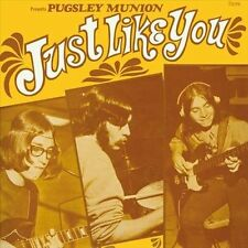 PUGSLEY MUNION - JUST LIKE YOU NEW VINYL RECORD