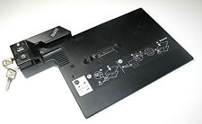 Lenovo IBM Docking Station Type 2504 for THINKPAD T60p with Key