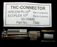 1 x effectuée-Connecteur pour ecoFLEX 10/AIRCOM plus (m3582)