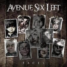 Avenue Six Left - Faces CD EMMURE LIFE RUINER BURY YOUR DEAD HEAVEN SHALL BURN