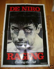 Raging Bull De Niro Classic Vintage Large Movie Poster Print A0 A1 A2 A3 A4 Maxi