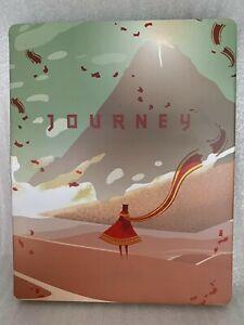 "Journey Steelbook Case PS4/XBOX (NO GAME DISC) ""CUSTOM"""