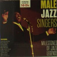 Male Jazz Singers [CD]