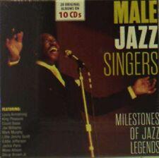 Male Jazz Singers [CD]