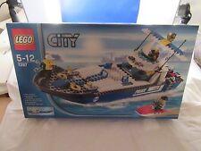 LEGO ®city 7287 politie boot.