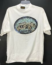 Colorado T-Shirt Embellished Sequin Cadillac Old Time Antique Car Tee Top