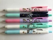 Zebra Sarasa Clip Gel Ink Pen 0.5mm (5 color set)-- special mild antique edition
