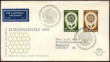 Netherlands 1964 Europa FDC First Day Cover #C27176