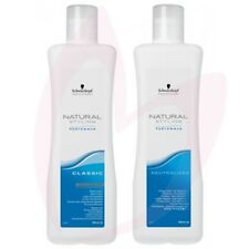 Schwarzkopf Natural Styling Hydrowave Classic Perm Lotion&Netraliser- 2 - TINTED