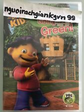 Sid the Science Kid: Going, Going, Green! (DVD, 2011) NEW