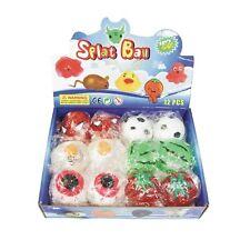 Splat Smash Balls Retail Display Box of 12 x Novelty Toy Water Filled Mixed New