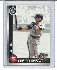 2010 Topps-Toppstown-Ichiro Susuki-TTT6