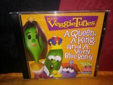 VeggieTunes: A Queen, a King, and a Very Blue Berry by VeggieTales (CD)
