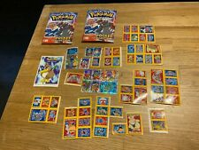 More details for pokemon advanced pocket collection merlin stickers topps bundle > + stickers <