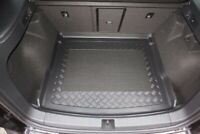 Modular boot liner tray rubber load mat bumper protector fits Seat Ateca 2016+