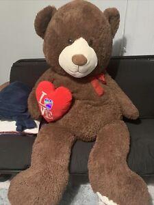 6ft teddy bear