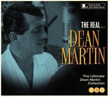 DEAN MARTIN - THE REAL...DEAN MARTIN 3 CD NEUF
