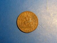 Canada UPPER CANADA Penny KM# Tn3 1857  A978 I COMBINE SHIPPING