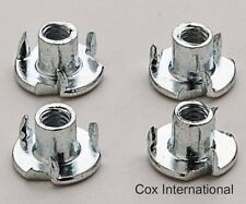 4x  Cox 010 020 049 Model Engine Blind Nuts .010 .020 .049   #2