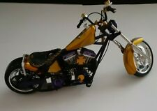 2004  West Coast Choppers 1/10 Scale Motorcycle Highly Detailed Loose READ